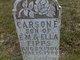 Carson E Fipps