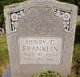 Henry Gaither Franklin