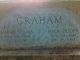 Mammie Velma <I>Small</I> Graham