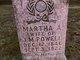 Martha A. <I>Simmons</I> Powell