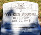 Martha Opal <I>Keen</I> Stockstill