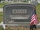 Jane E. <I>Lawrence</I> Myers