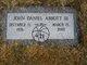 Profile photo:  John Daniel Abbott III