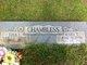 Profile photo:  Mary Gillson <I>Trexler</I> Chambless