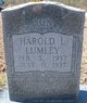 Harold L. Lumley