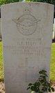 Sergeant ( W.Op./Air Gnr. ) Geoffrey Frederick Ellis