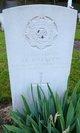 Private James Ralph Marklew