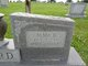 Alma Lorene <I>Baugher</I> Byrd