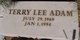 Terry L Adam