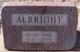 Edith Jane Albright