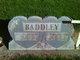Profile photo:  Harold Clifford Baddley