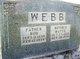 "Merry Alexander ""Bud"" Webb, Sr"