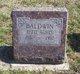Effie Agnes <I>Brown</I> Baldwin