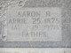 Profile photo:  Aaron H Creel