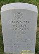Edward Alvin Thomas