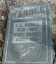 Profile photo:  Mary Jane <I>Corley</I> Barbee