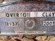 Overton Tremain Clay