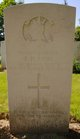 Private Ernest Harry Goss