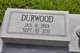 "Profile photo:  Ralph Durwood ""Durwood"" Craft"