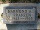 Harmond Alfred Franzen