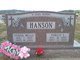 Profile photo:  Verna Belle <I>Haywood</I> Hanson