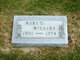 Mary E. Wiggins