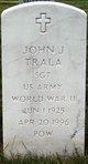 Profile photo:  John J Trala