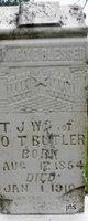 T. J. Butler