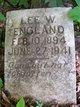 Profile photo:  Lee Henry Walker England, Sr