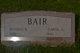Ronald B Bair