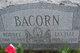 Lucille Ella <I>Nichols</I> Bacorn
