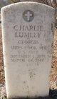 Charlie W Lumley