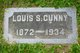Profile photo:  Louis S Cunny
