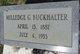 """Profile photo:  Milledge Guyton """"Guyt"""" Buckhalter"""