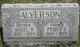 Profile photo:  Percy Emery Alverson
