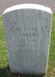 Gay Nell Baker