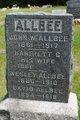 Wesley S Allbee