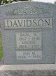 Bazil W Davidson