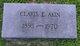 Clarise <I>Edmundson</I> Akin