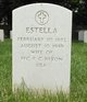 "Profile photo: Mrs Estella Katherine ""Dais"" <I>Simpson</I> Hixon"