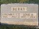 "Profile photo:  Lovie Belle. ""Aunt Bell"" <I>Cutlip</I> Berry"