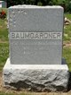 Oscar H. Baumgardner