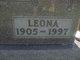 Leona <I>Kuhlman</I> Like