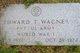 Edward Thomas Wagner