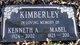 Mabel <I>Peters</I> Kimberley