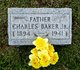 Profile photo:  Charles Baker, Jr