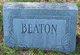 Melvin Gray Beaton