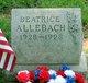 Beatrice Allebach