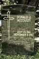 Profile photo:  Donald J. Accousti