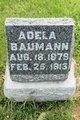 Adela Baumann